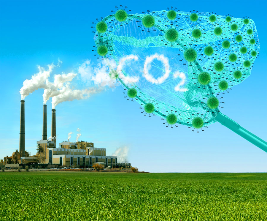 Nanomaterials for CO2 Capture